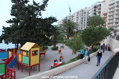 Мальтийский сквер