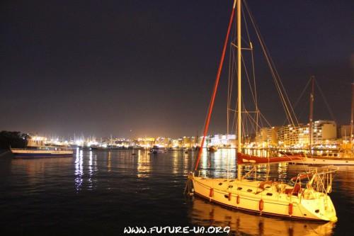 Ночная Мальта