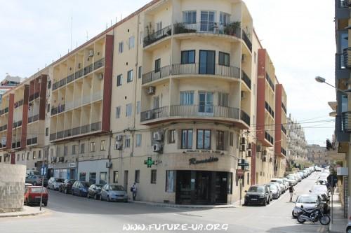 Улицы Мальты