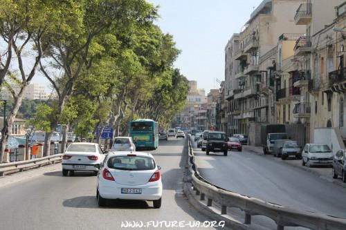 Мальтийский транспорт