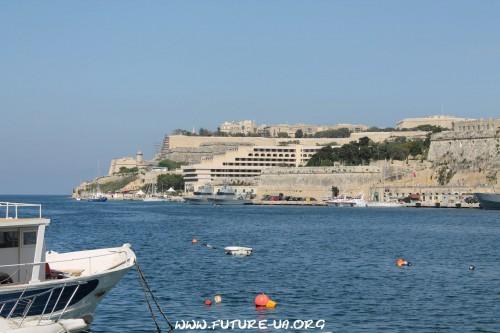 Крепости Мальты