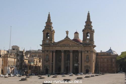Мальта. Архитектура