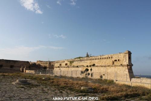 Крепость на Мальте