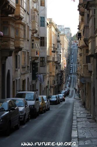 Улица Валетты